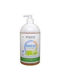 Benecos Family Size Natuurlijke Douchegel 950 ml