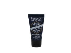 Benecos For Men Only Face en Aftershave Balm