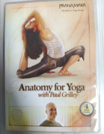 Paul Grilley - Anotomy for Yoga DVD