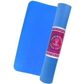 Yogamat Blauw TPE