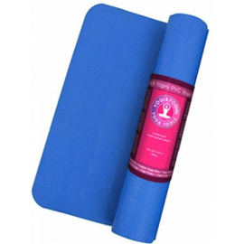 Yogi &  Yogamat - blauw