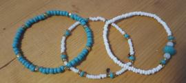 handgemaakte armbandjes (3 stuks)