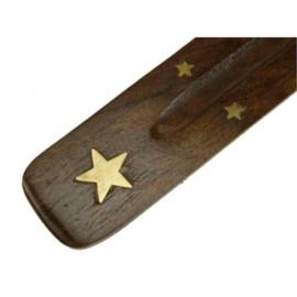 Wierookplankje ster