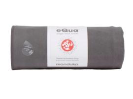 Manduka Yoga mat handdoek (thunder)
