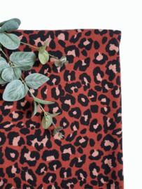 Luipaard deken roest