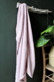 Hydrofiel doek sweet 90's licht roze