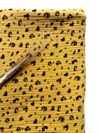 Monddoekjes Jaguar oker geel
