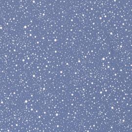 Dazzling Dots indigo