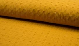 Hydrofiel doek sweet 90's oker geel