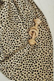 Deken Pebbles beige