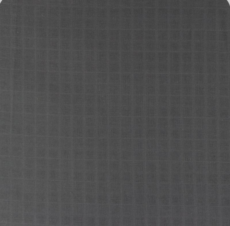 Hydrofiel doek spinacker antraciet