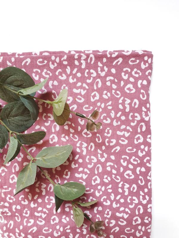 Luipaard roze