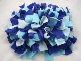 Snuffelmat M Blauw