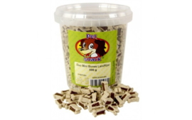 Petsnack mini botjes duo lam/rijst 500 gram