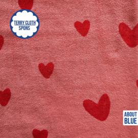 About blue - love u rose