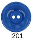 Bottoni Italiani maat 20 (12,5m) kobalt