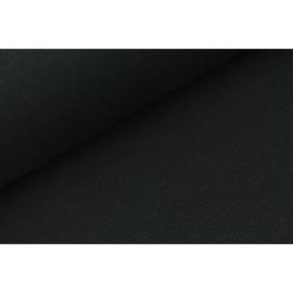 Boordstof glitter black