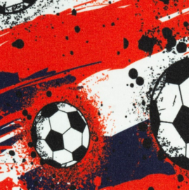 Tricot voetbal oranje