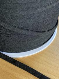Zwart mondkapjes elastiek ca. 5 mm