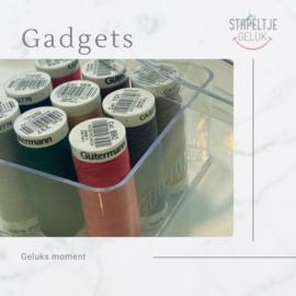 Geluks Moment: Gadgets