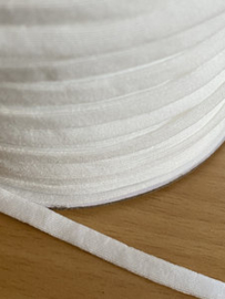 Wit mondkapjes elastiek ca. 5 mm