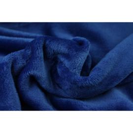 Wellness fleece kobalt