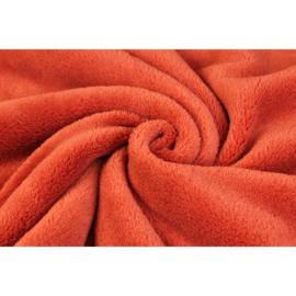 Wellness fleece Rost