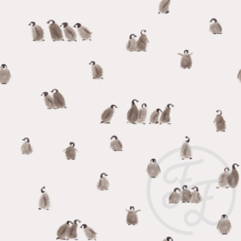Tricot Family Fabrics penguins