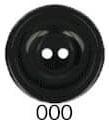 Bottoni Italiani maat 20 (12,5m) zwart