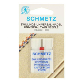 Schemtz Tweeling naald 2.5