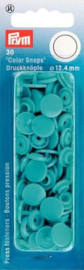 Prym color snap turquoise 12,4 MM