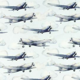 Katoen vliegtuig