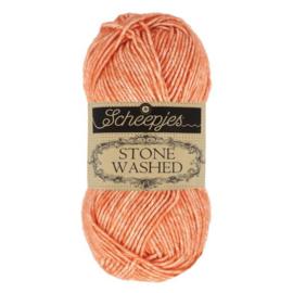 Scheepjes Stone Washed 50gram   816 CORAL