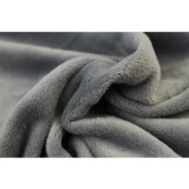 Wellness fleece Silver