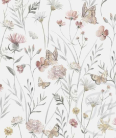 Tricot Family Fabrics butterfly