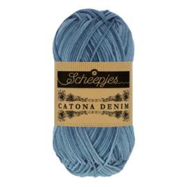 Scheepjes Catona Denim 50 gram    152 blauw