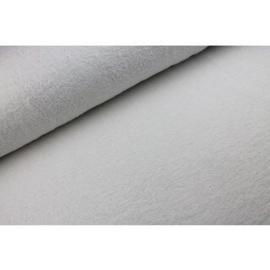 Badstof white