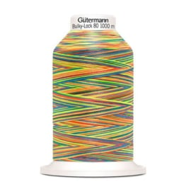 Gutermann 1000m bulky-lock multicolor 9822