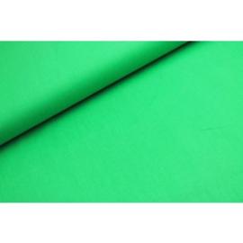 Katoen uni light green