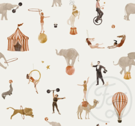 Tricot Family Fabrics circus