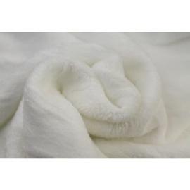 Wellness fleece white