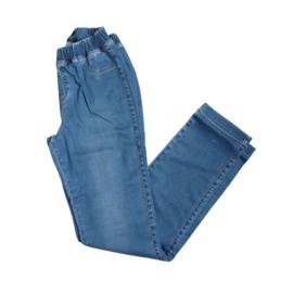 jeans met wassing comfy