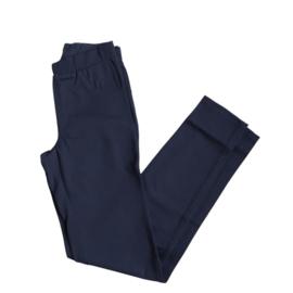 Lesley comfy skinny donker blauw