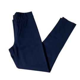 Jadey comfy skinny donker blauw