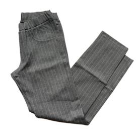 billy comfy grijs streep