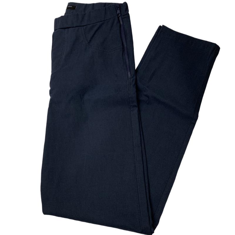 Bobby zipper donker blauw Man