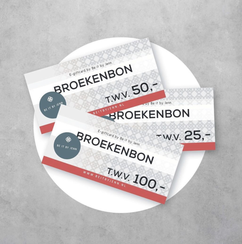 Broekenbon (cadeaubon)