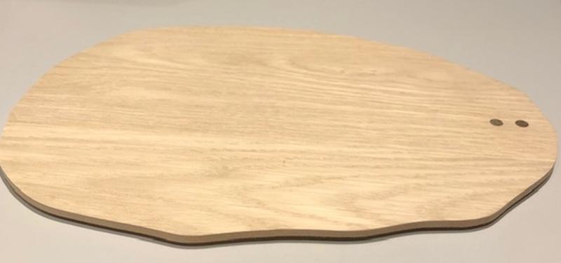 Houten Dienblad XL