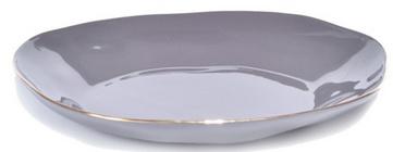 Round Plate L Indochine