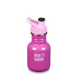 Drinkfles met sportdop voor kindjes – 355ml – Bubble Gum